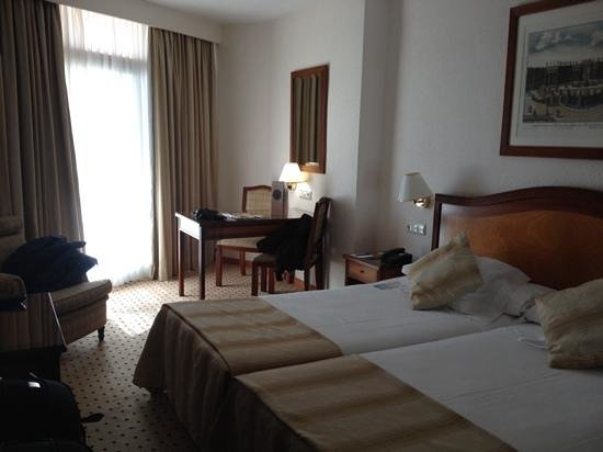 Melia Costa del Sol : room view - very spacious