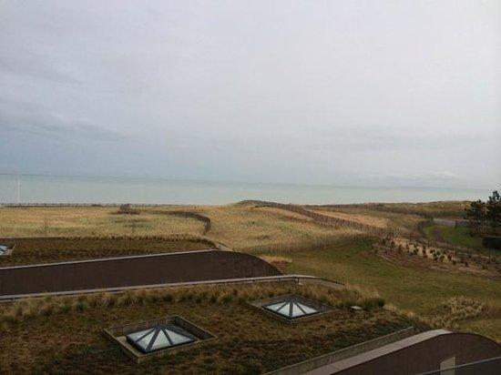 Hotel les bains de Cabourg: Vue Front de Mer