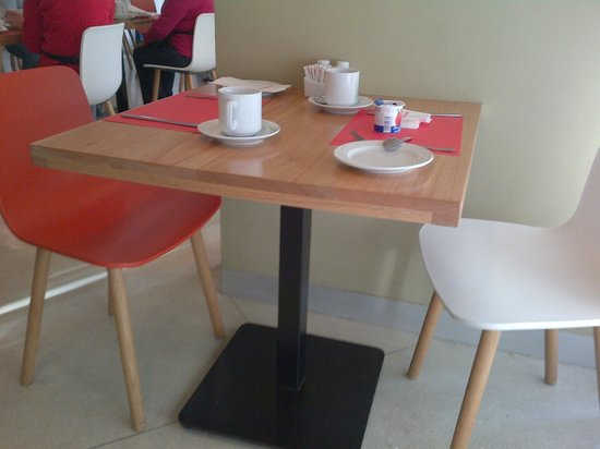 Hotel Prima City, Tel Aviv: Breakfast area