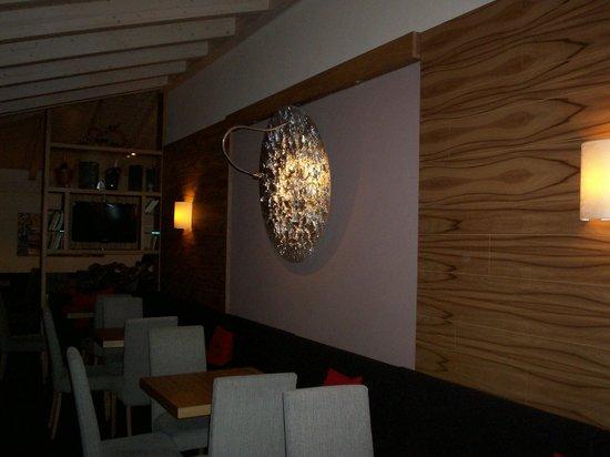 Hotel Nordik: Particolare della sala colazione