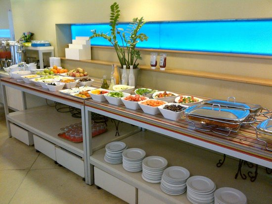 Hotel Prima City, Tel Aviv: Breakfast food choice 1