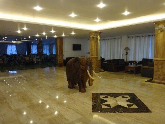 Araliya Green Hills Hotel : Reception