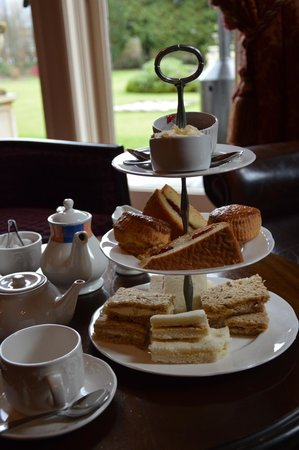 Ennerdale Country House Hotel: The afternoon tea...