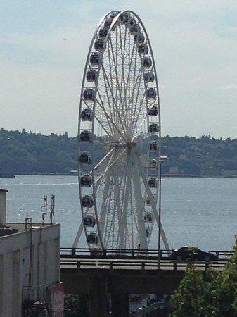 Seattle Great Wheel: The Great Wheel
