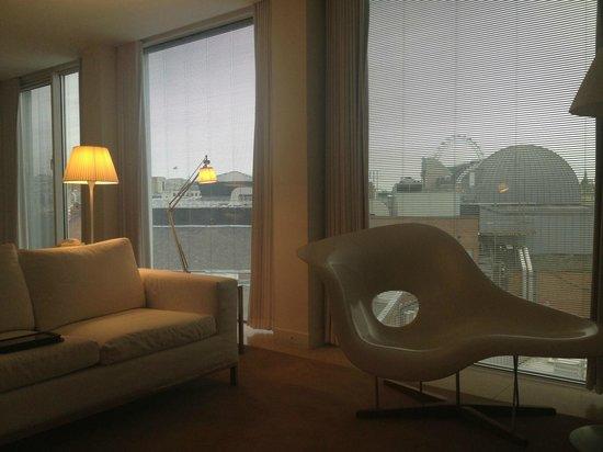 St Martins Lane London Hotel : Penthouse
