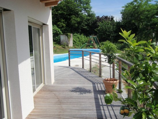 Le Cassiopee : Balcons et terrasses