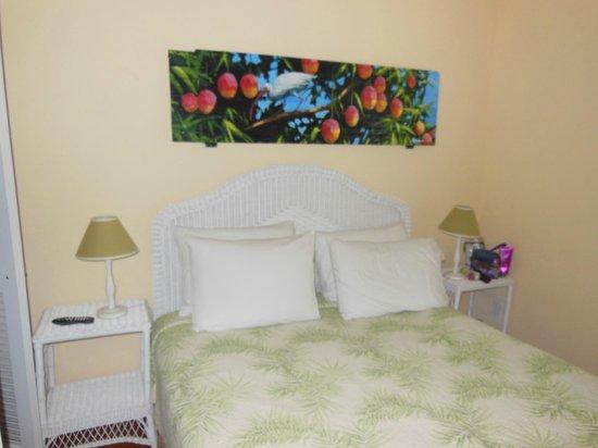Villas Key West : Downstairs Bedroom