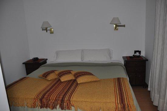 Cabanas Rio de las Vueltas: Bedroom