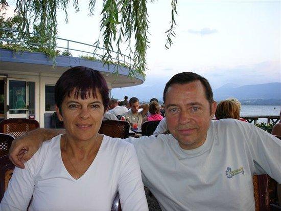 Le Cassiopee : Eliane et Jean-Pierre, jeunes retraités