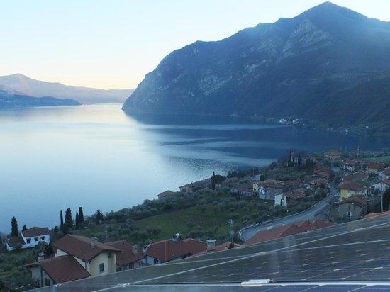 Hotel Miranda: Vista Lago