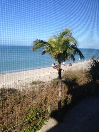 Fisherman's Cove : View from our suite