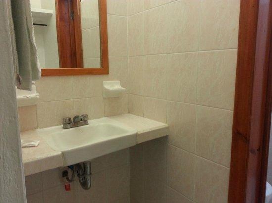 Hotel San Luis: bagno 2