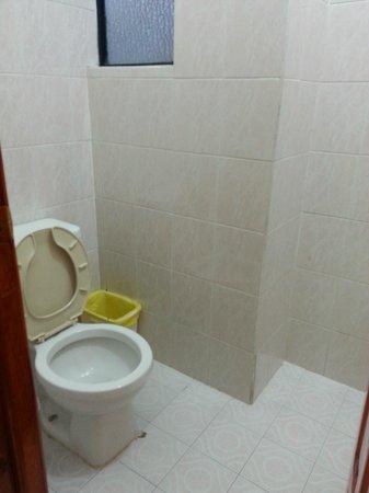 Hotel San Luis: bagno