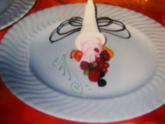 Antica Trattoria San Lorenzo : Dessert a cucchiaio