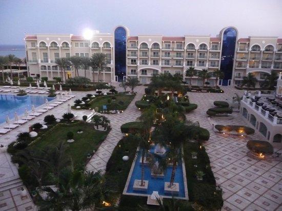 Premier Le Reve Hotel & Spa (Adults Only): vue de la chambre