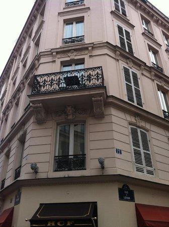 Hotel du College de France: the hotel