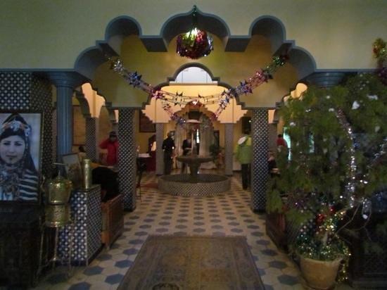Kasbah Asmaa : Reception