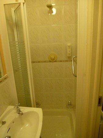 Augusta Lodge : Bathroom