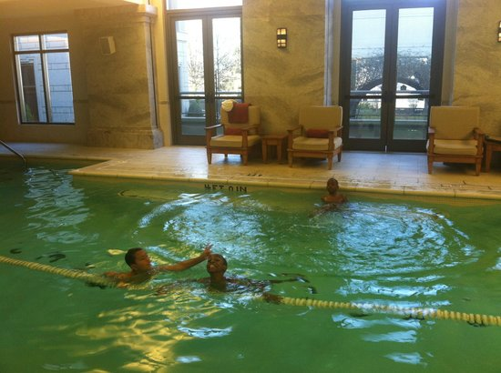 Mandarin Oriental, Atlanta: Indoor Pool