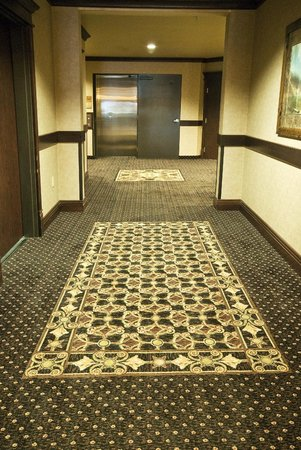 Holiday Inn Express & Suites - The Hunt Lodge: Hallway