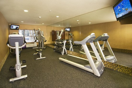 Holiday Inn Express & Suites - The Hunt Lodge: Fitness Center