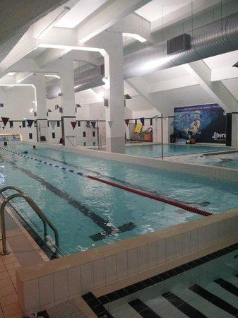 Hotel Braavo: pool