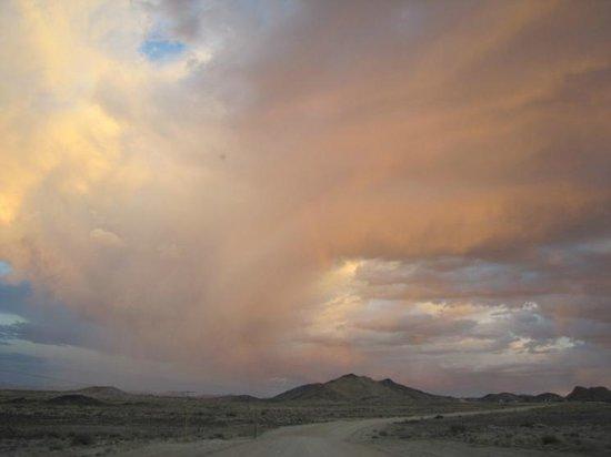 Fish River Canyon Nationalpark : Beautiful pre-sunset time
