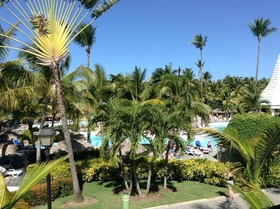 ClubHotel Riu Bachata: view from room 823