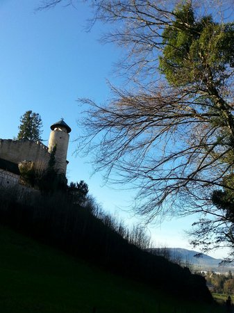 Arlesheim, Switzerland: Il castello