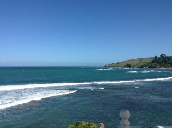 ClubHotel Riu Bachata: view from gazebo
