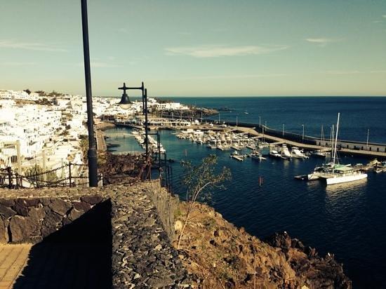 Sol Lanzarote All Inclusive : the port