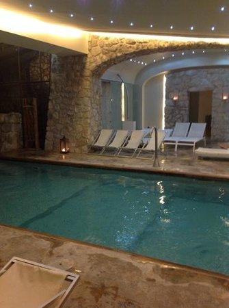 Aquapetra Resort & Spa: piscina