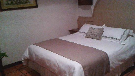 Hotel Casa Vertiz: recamara
