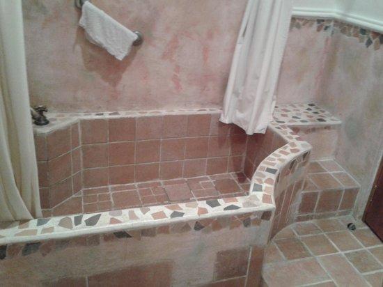 Foto de Hotel Casa Vértiz, Oaxaca: Tina del baño - TripAdvisor