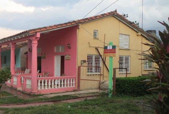 Casa Mayra y Pipi: Nette Casa Particula in Vinales
