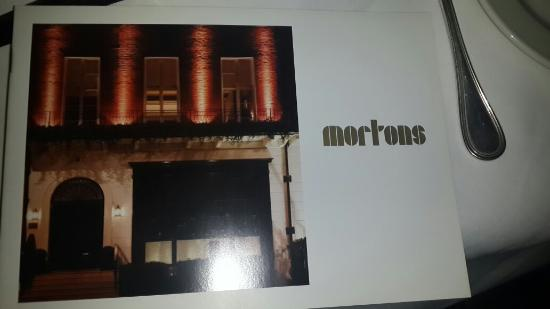Morton's the Restaurant
