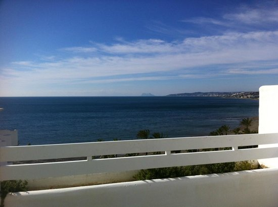 H10 Estepona Palace: sea-view
