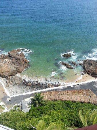 Bahia Othon Palace: Vista
