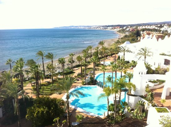 H10 Estepona Palace: the view