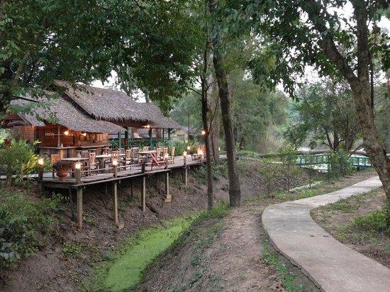 Country Lake Nature Lodge: Ristorante