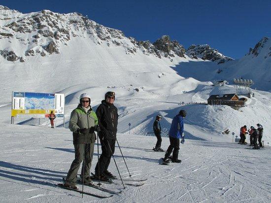 Haus Odo: Traumhaftes Skigebiet Lech.
