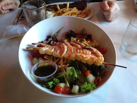 Islamorada Shrimp Shack : Bonnes Gambas