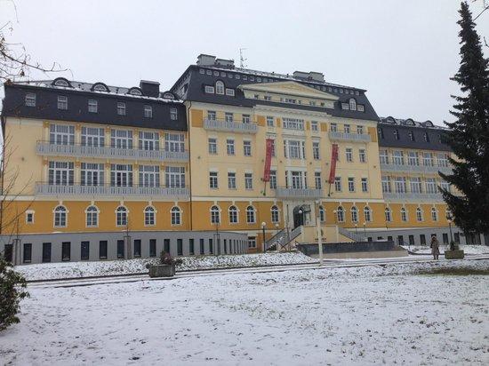 Spa & Kur Hotel Harvey: Winter at Harveys