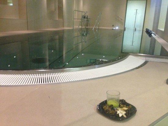 Spa & Kur Hotel Harvey: The swimmingpool