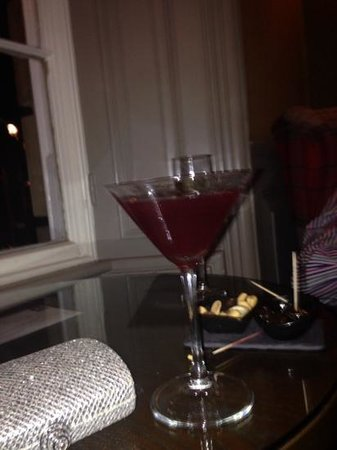 The Black Swan Hotel: cocktail