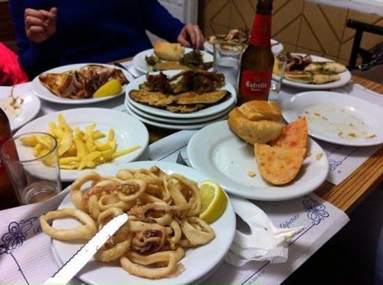 Can Mano: che cena!!!
