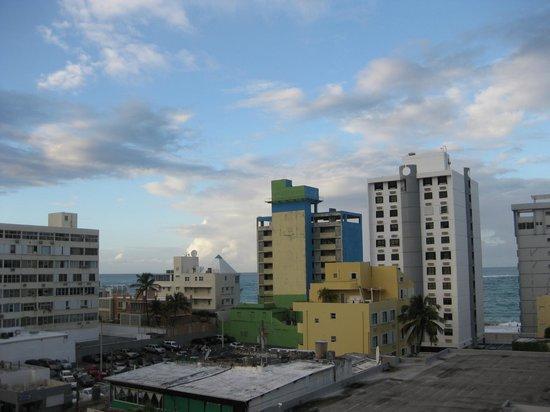 BEST WESTERN PLUS Condado Palm Inn & Suites: North west view