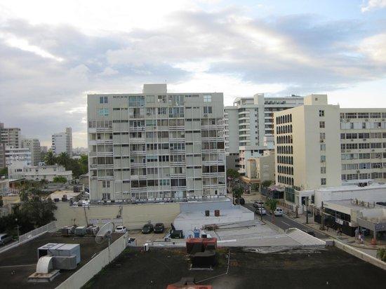 BEST WESTERN PLUS Condado Palm Inn & Suites: West view