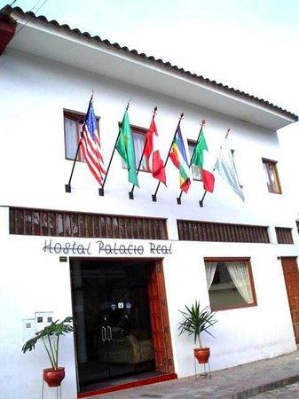 Hostal Palacio Real Fachada