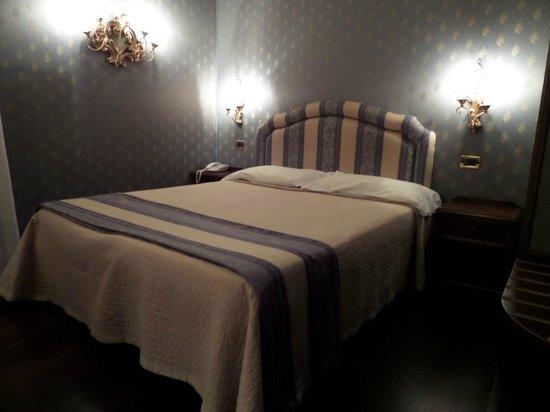 Hotel Abbazia: Camera